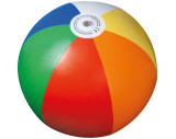 Phthalatfreier Strandball, multicolor